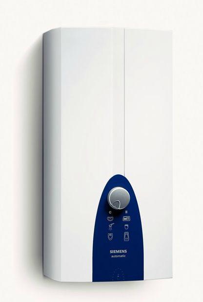 siemens durchlauferhitzer dh12400 hydraulisch gesteuert 12kw. Black Bedroom Furniture Sets. Home Design Ideas