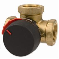 Control valves & Mixing valves