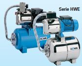 Diving pumps and rainwater pumps