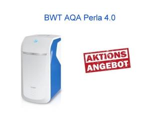 BWT Weichwasseranlage AQA Perla 4.0 mit Touchscreen