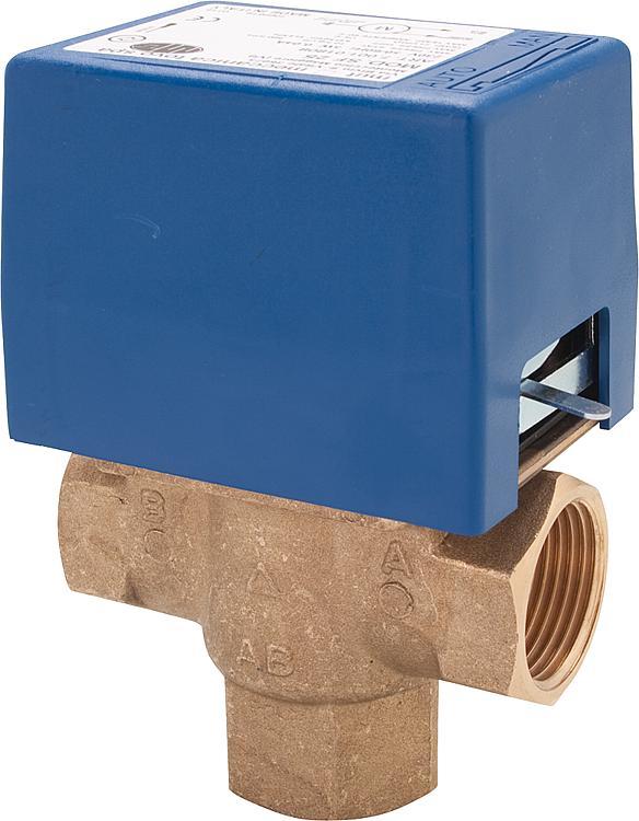 mut 3 wege zonenventil mit innengewinde dn 20 230 volt. Black Bedroom Furniture Sets. Home Design Ideas