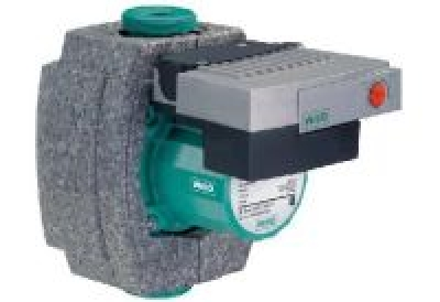 Energy savings pump Wilo Stratos