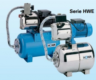 homa haus und gartenpumpe hwe 55 mit druckschalter. Black Bedroom Furniture Sets. Home Design Ideas