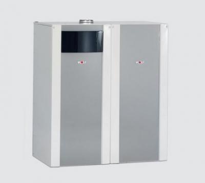 wolf l brennwerttherme cob ts 15 mit warmwasserspeicher. Black Bedroom Furniture Sets. Home Design Ideas